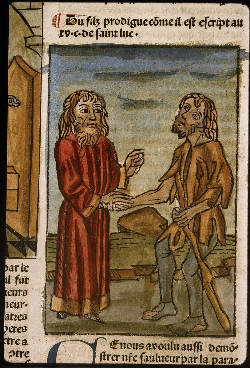 Lyon, Bibl. mun., inc. 1043, f. 389v - vue 2