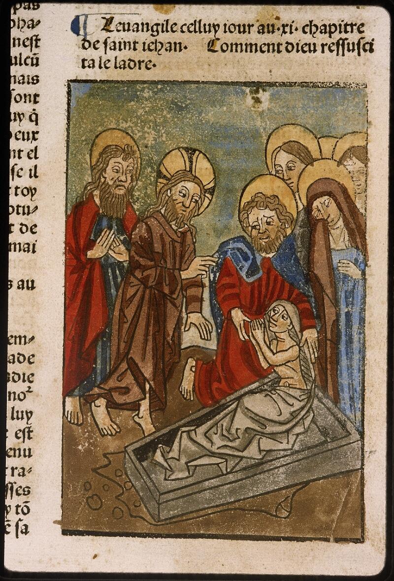 Lyon, Bibl. mun., inc. 1043, f. 399v