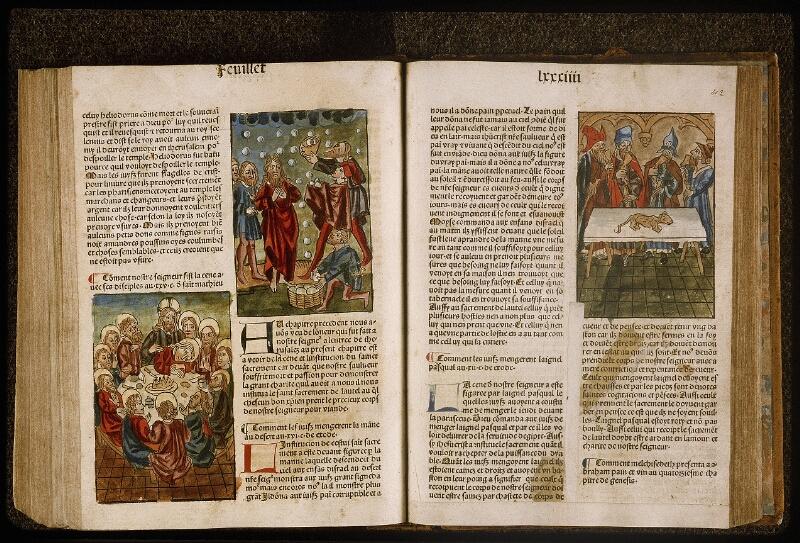 Lyon, Bibl. mun., inc. 1043, f. 412v-413