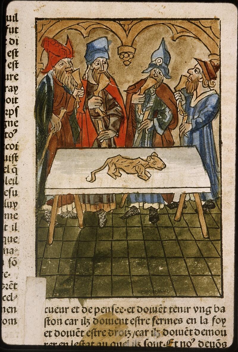 Lyon, Bibl. mun., inc. 1043, f. 413