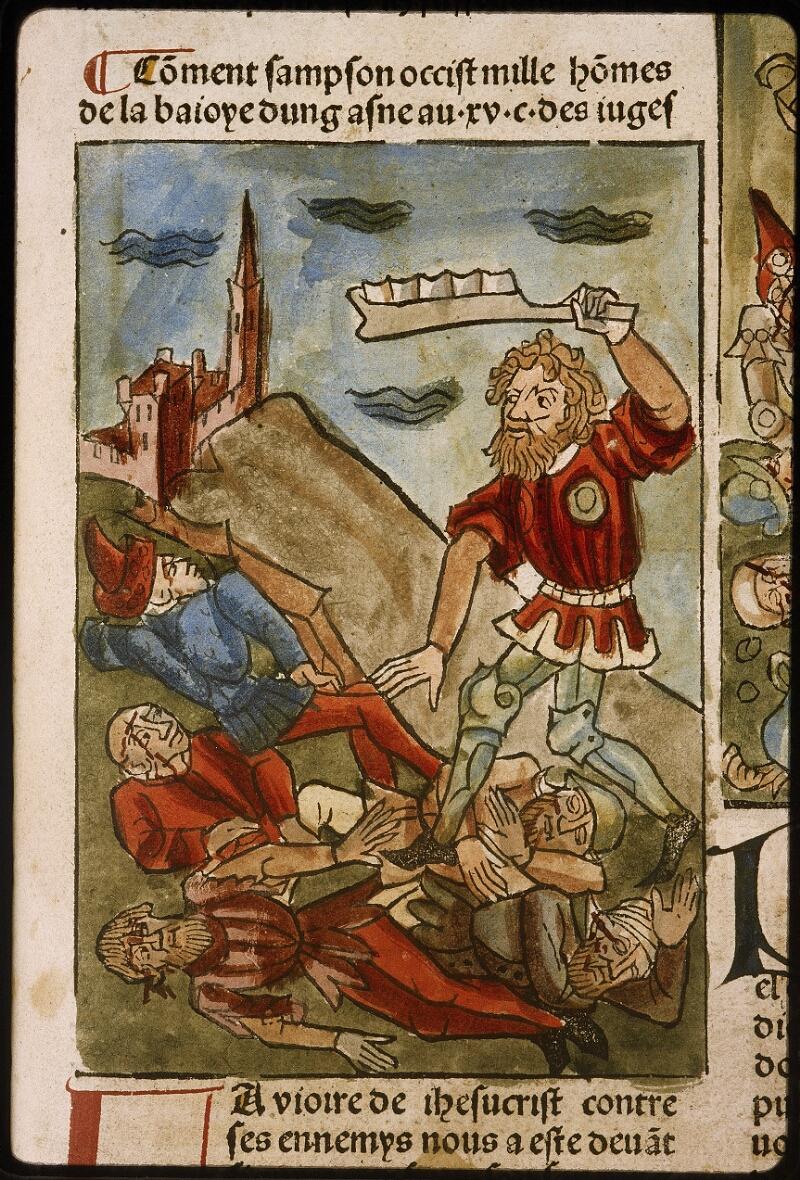 Lyon, Bibl. mun., inc. 1043, f. 415 - vue 1