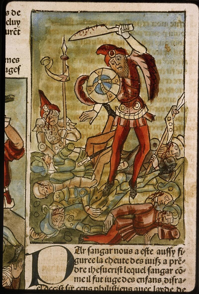 Lyon, Bibl. mun., inc. 1043, f. 415 - vue 2