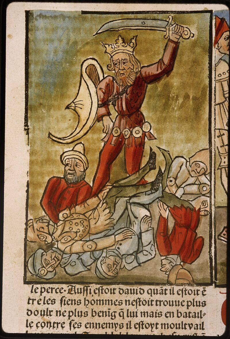 Lyon, Bibl. mun., inc. 1043, f. 415v - vue 1