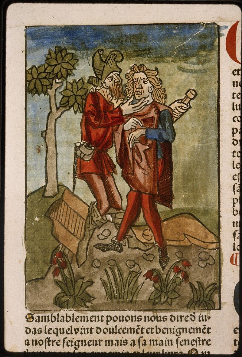 Lyon, Bibl. mun., inc. 1043, f. 416