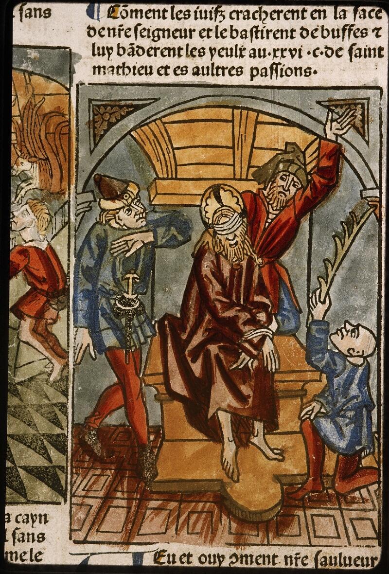 Lyon, Bibl. mun., inc. 1043, f. 418 - vue 2