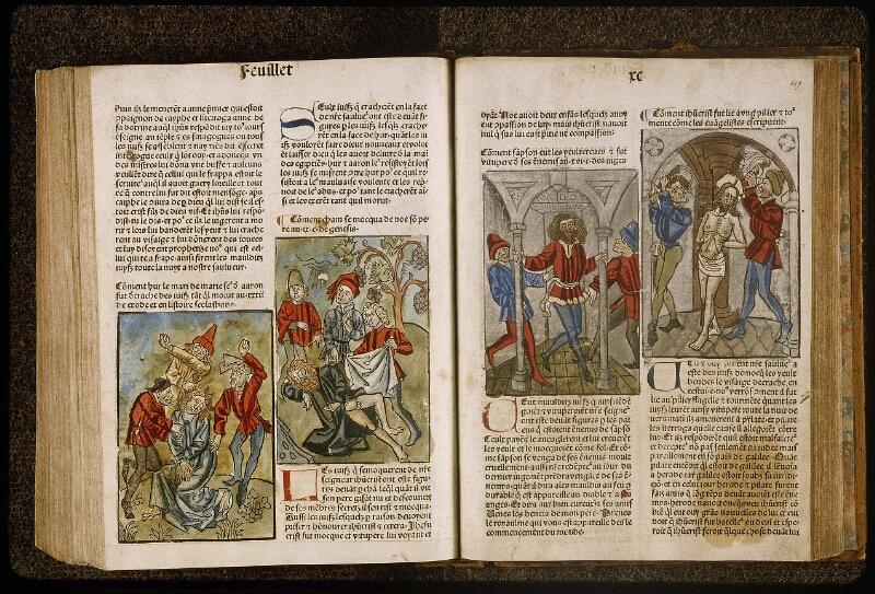 Lyon, Bibl. mun., inc. 1043, f. 418v-419