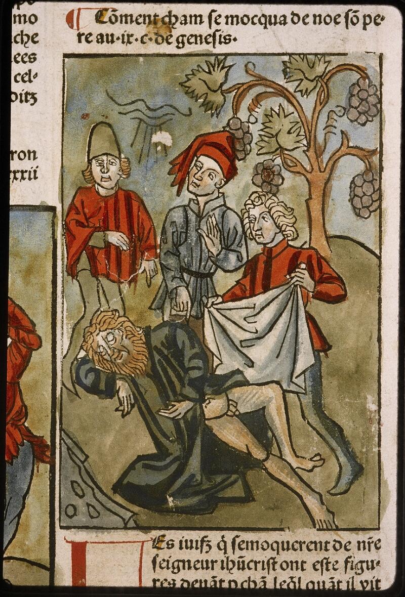 Lyon, Bibl. mun., inc. 1043, f. 418v - vue 2