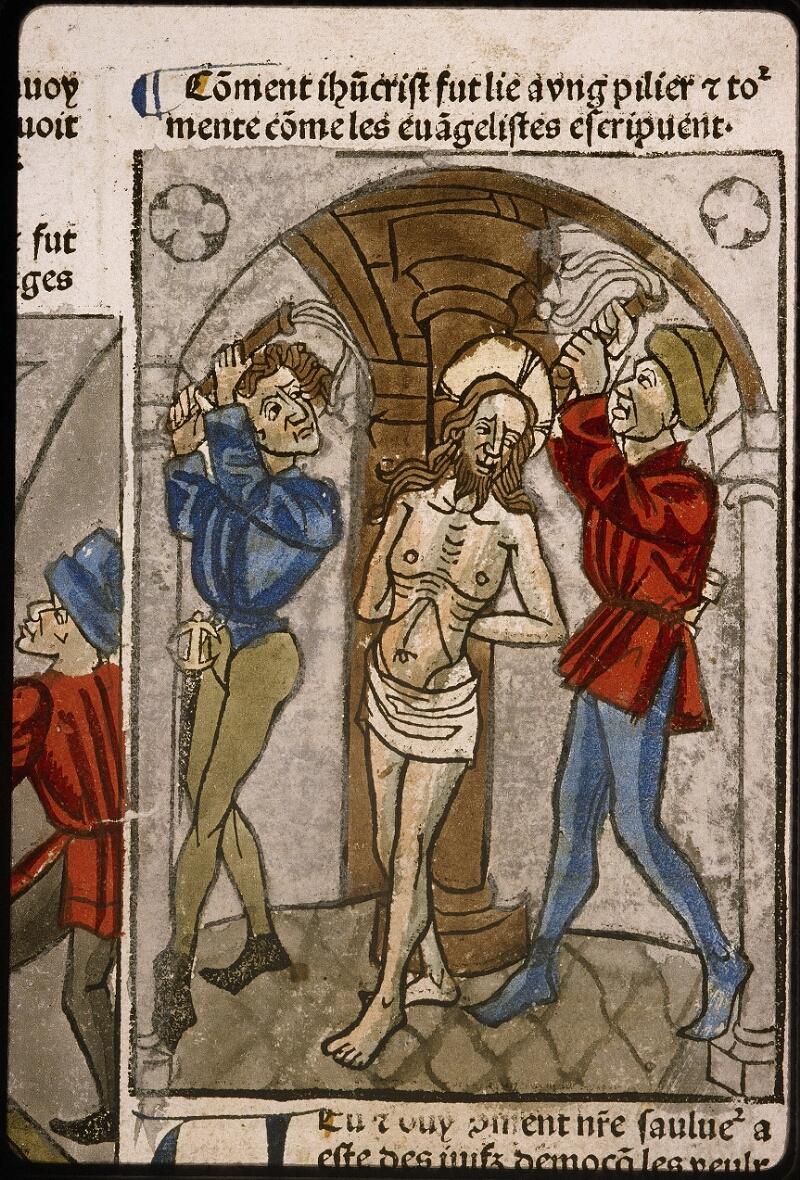 Lyon, Bibl. mun., inc. 1043, f. 419 - vue 2