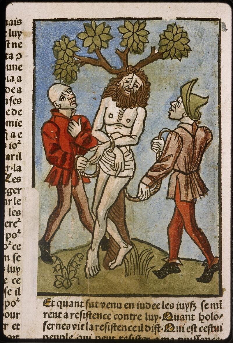Lyon, Bibl. mun., inc. 1043, f. 419v