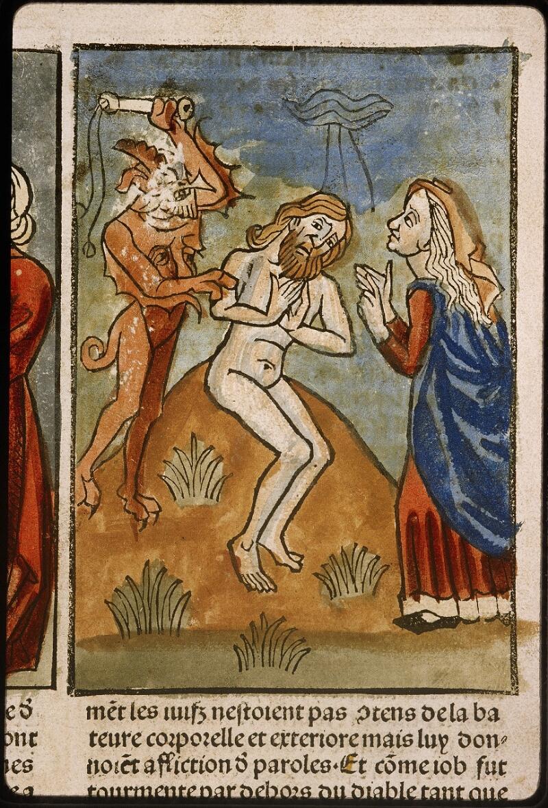 Lyon, Bibl. mun., inc. 1043, f. 420 - vue 2