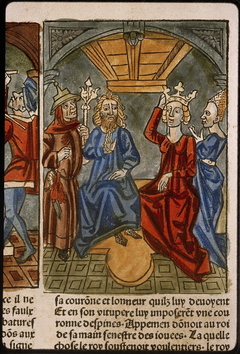 Lyon, Bibl. mun., inc. 1043, f. 420v - vue 2