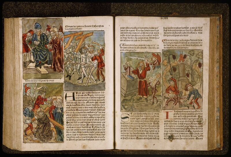 Lyon, Bibl. mun., inc. 1043, f. 421v-422