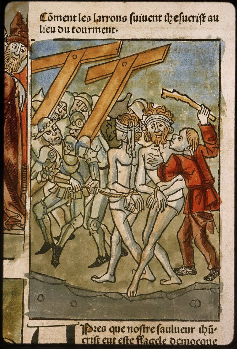 Lyon, Bibl. mun., inc. 1043, f. 421v - vue 3