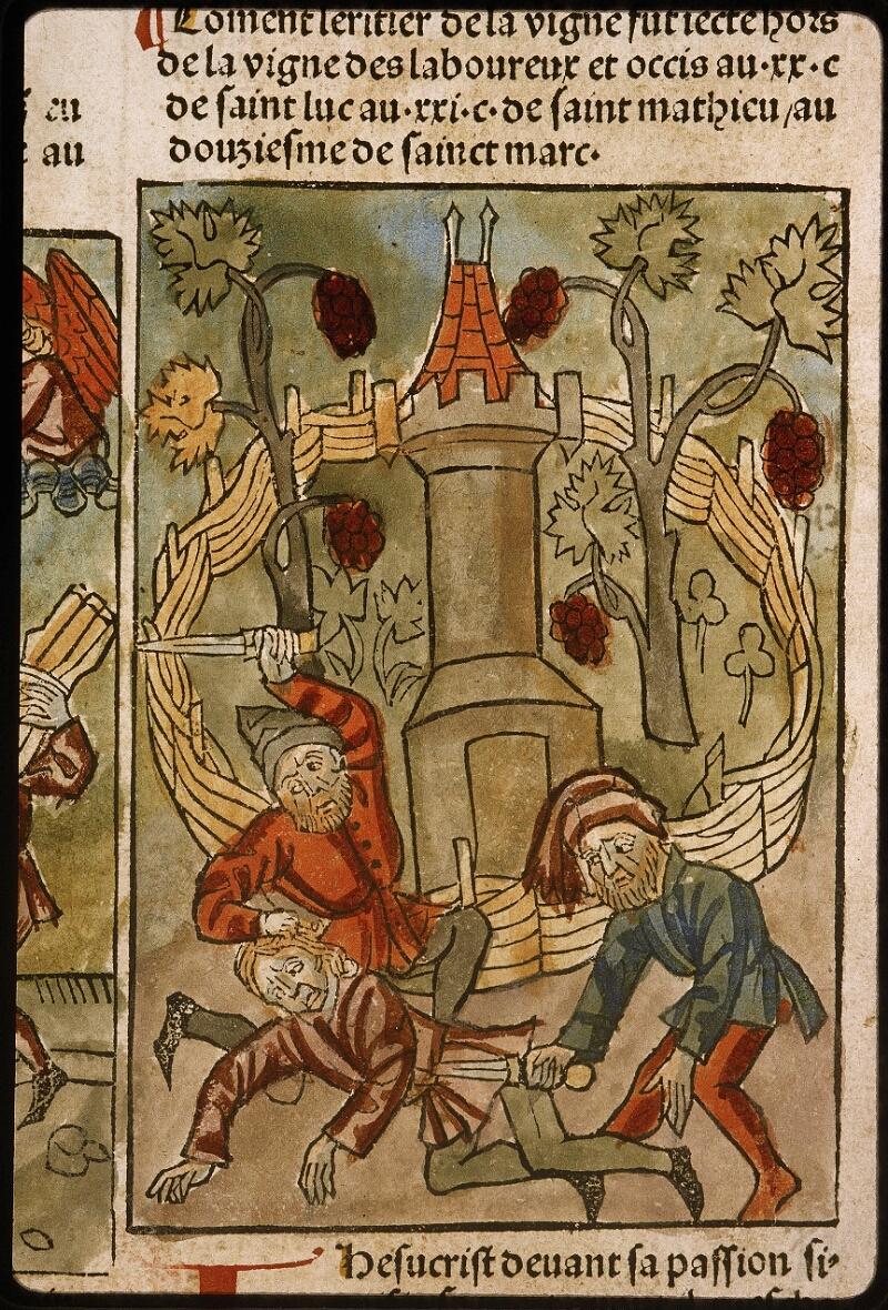 Lyon, Bibl. mun., inc. 1043, f. 422 - vue 2