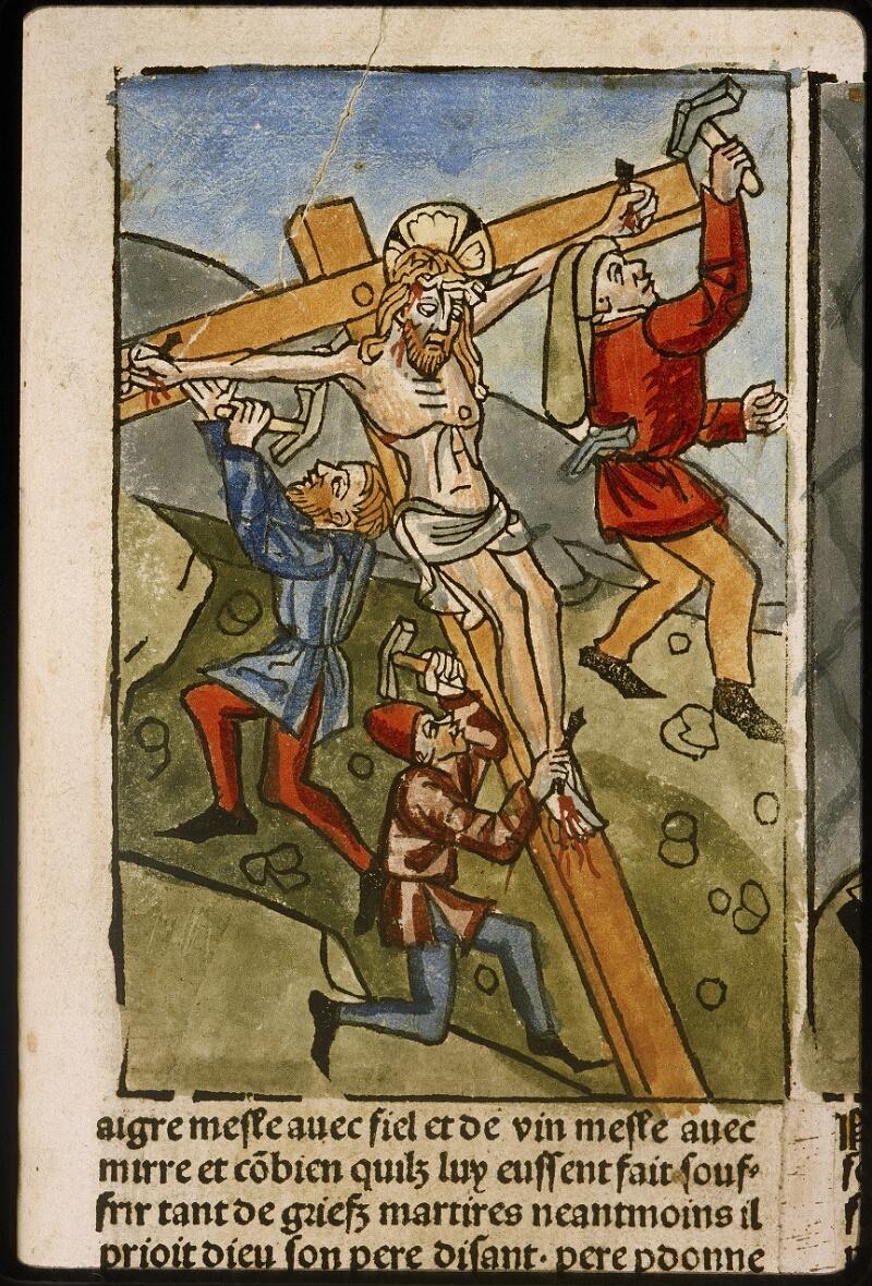 Lyon, Bibl. mun., inc. 1043, f. 423 - vue 1