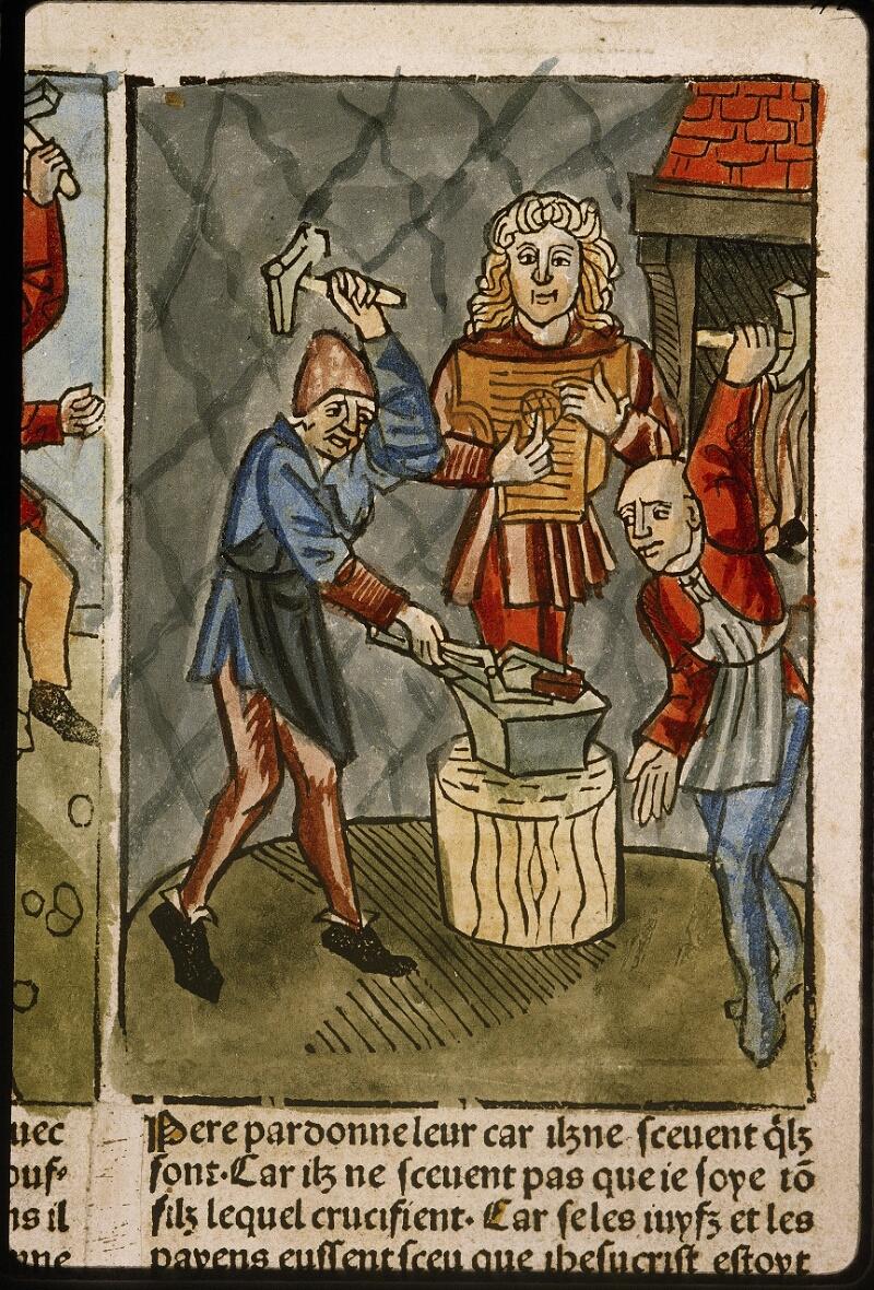 Lyon, Bibl. mun., inc. 1043, f. 423 - vue 2