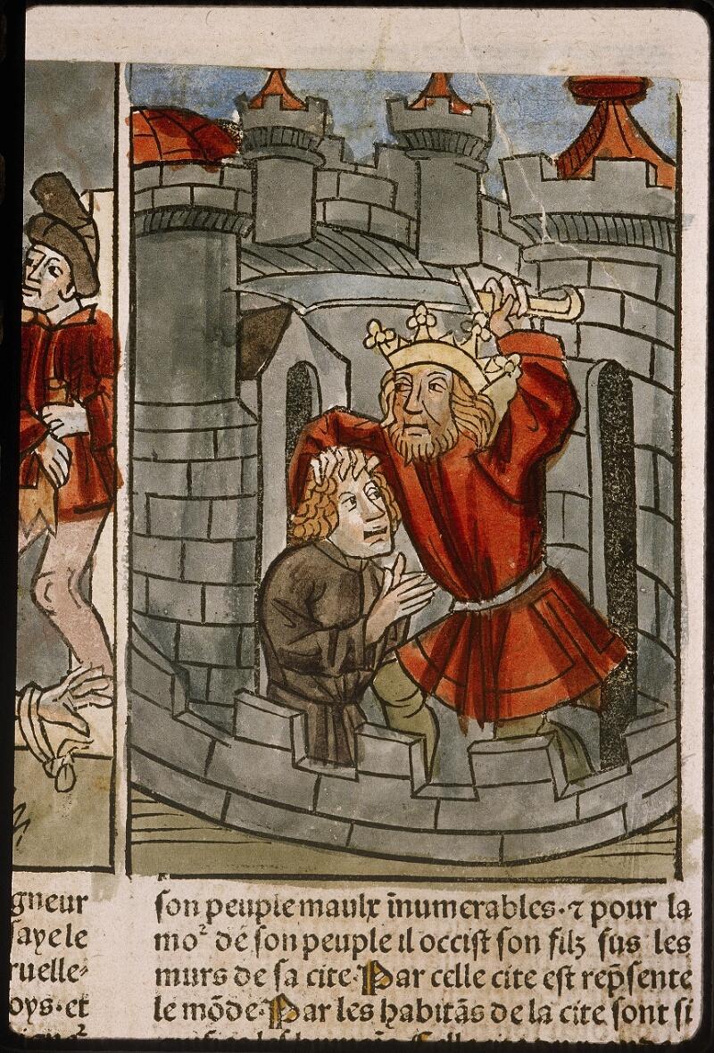 Lyon, Bibl. mun., inc. 1043, f. 423v - vue 2