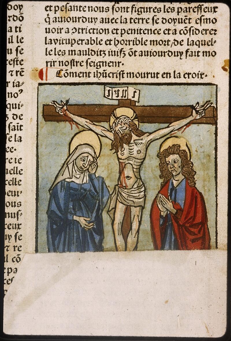Lyon, Bibl. mun., inc. 1043, f. 424