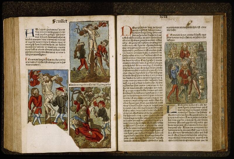 Lyon, Bibl. mun., inc. 1043, f. 424v-425