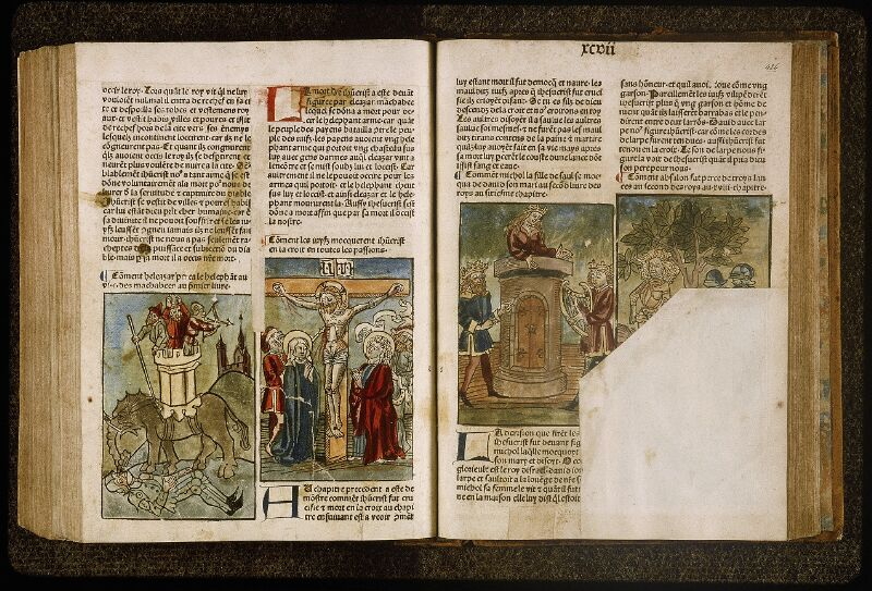 Lyon, Bibl. mun., inc. 1043, f. 425v-426