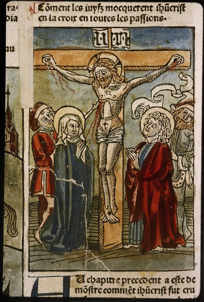Lyon, Bibl. mun., inc. 1043, f. 425v - vue 2