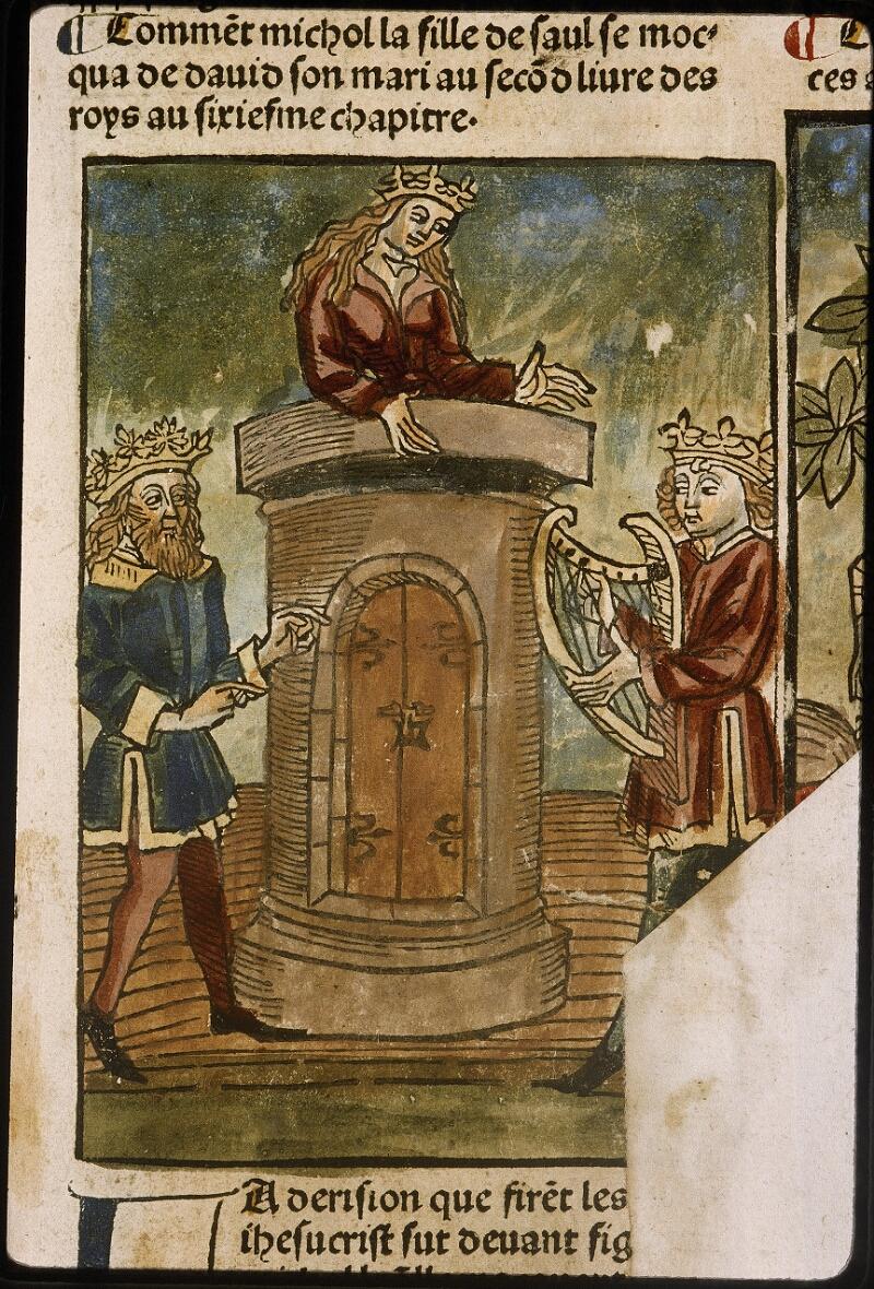 Lyon, Bibl. mun., inc. 1043, f. 426 - vue 1