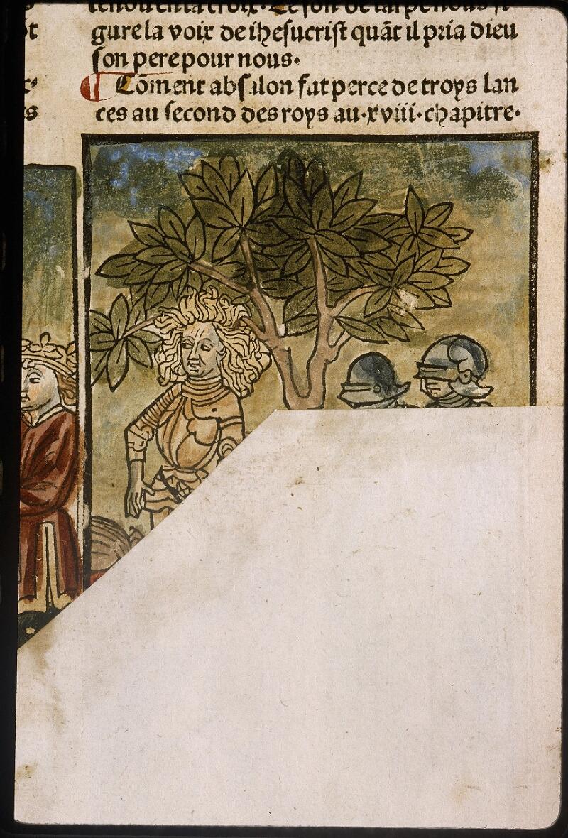 Lyon, Bibl. mun., inc. 1043, f. 426 - vue 2