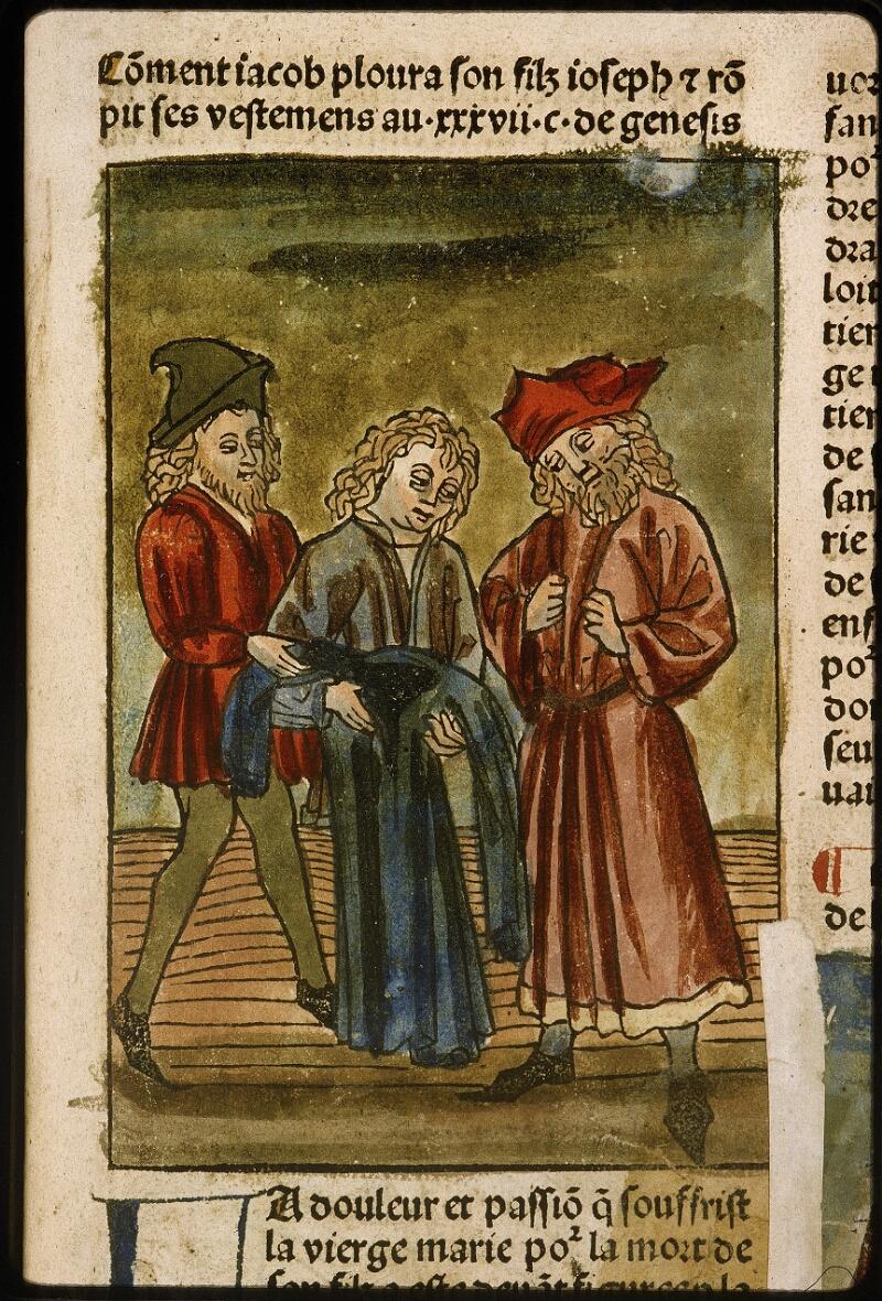 Lyon, Bibl. mun., inc. 1043, f. 427 - vue 1