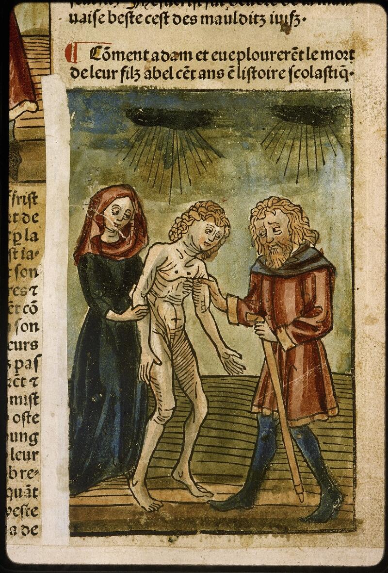 Lyon, Bibl. mun., inc. 1043, f. 427 - vue 2