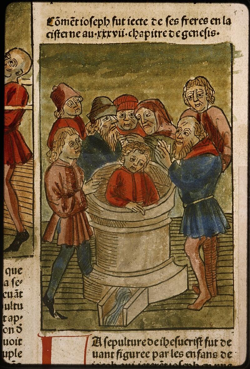 Lyon, Bibl. mun., inc. 1043, f. 428 - vue 2