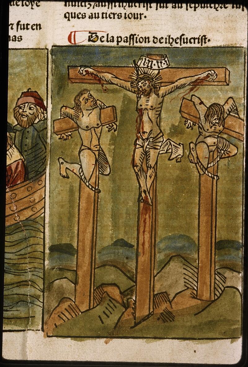 Lyon, Bibl. mun., inc. 1043, f. 428v - vue 3