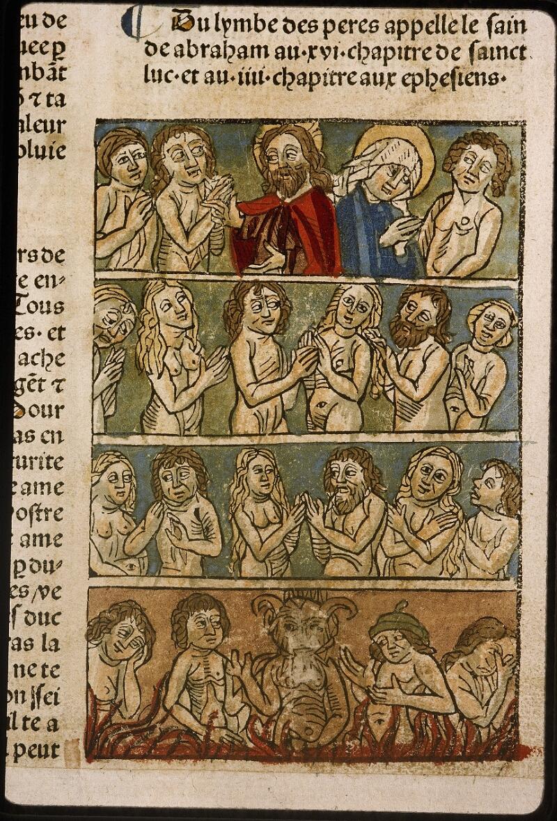 Lyon, Bibl. mun., inc. 1043, f. 435