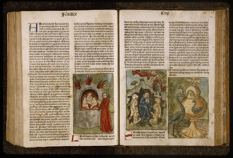 Lyon, Bibl. mun., inc. 1043, f. 435v-436