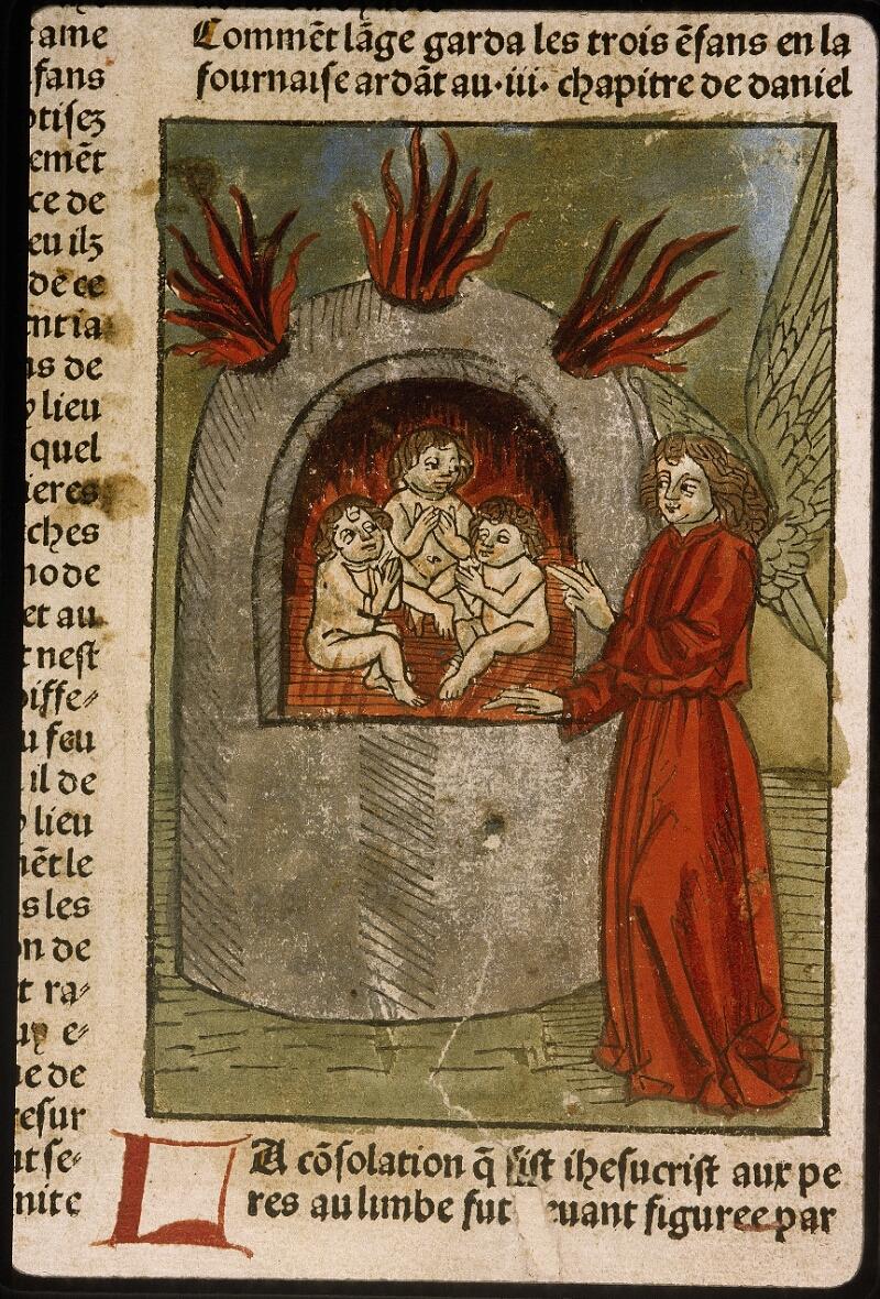 Lyon, Bibl. mun., inc. 1043, f. 435v