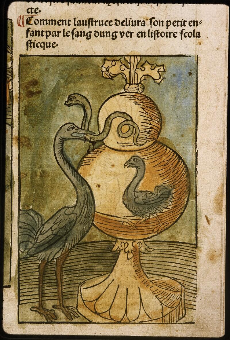 Lyon, Bibl. mun., inc. 1043, f. 436 - vue 2