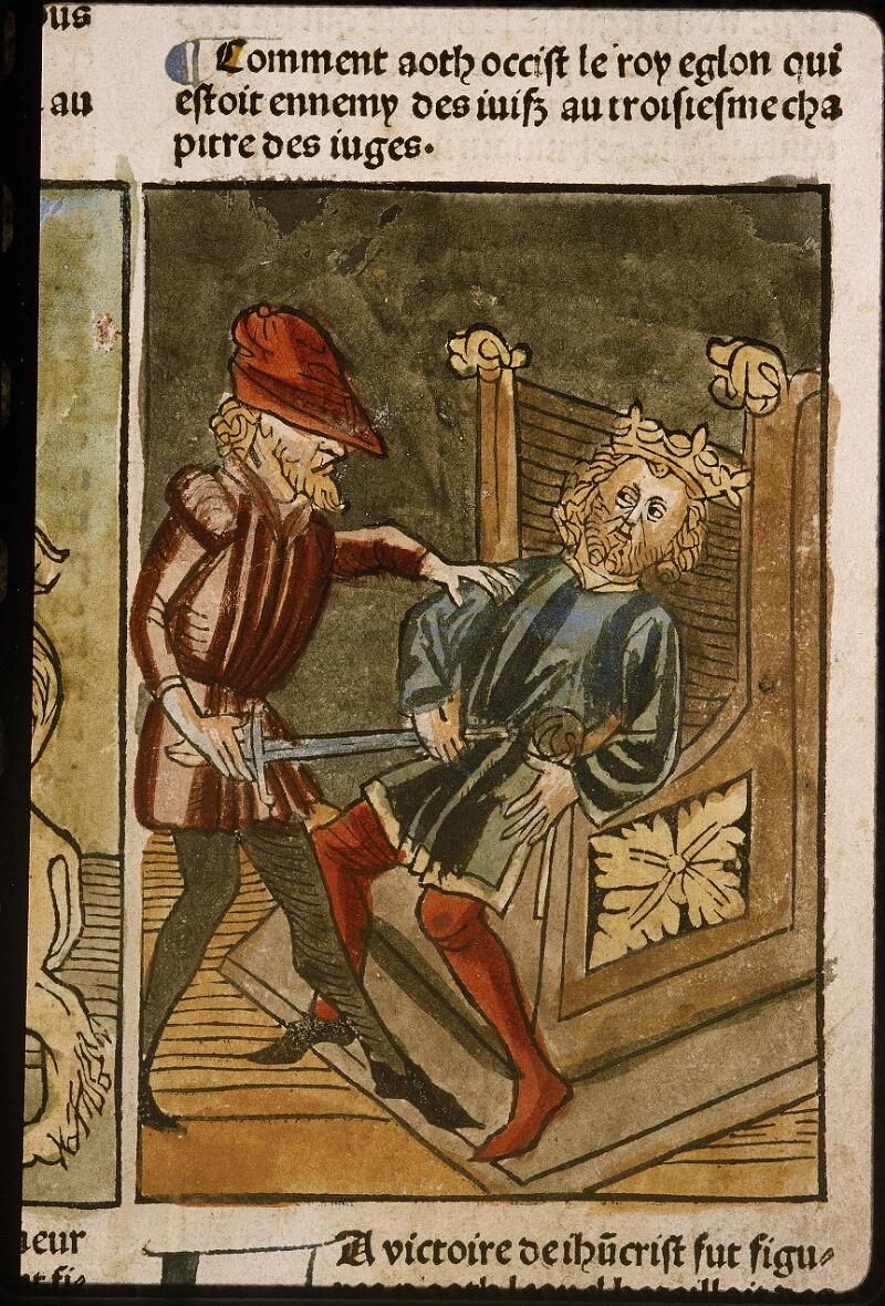 Lyon, Bibl. mun., inc. 1043, f. 437 - vue 2