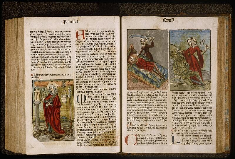 Lyon, Bibl. mun., inc. 1043, f. 437v-438