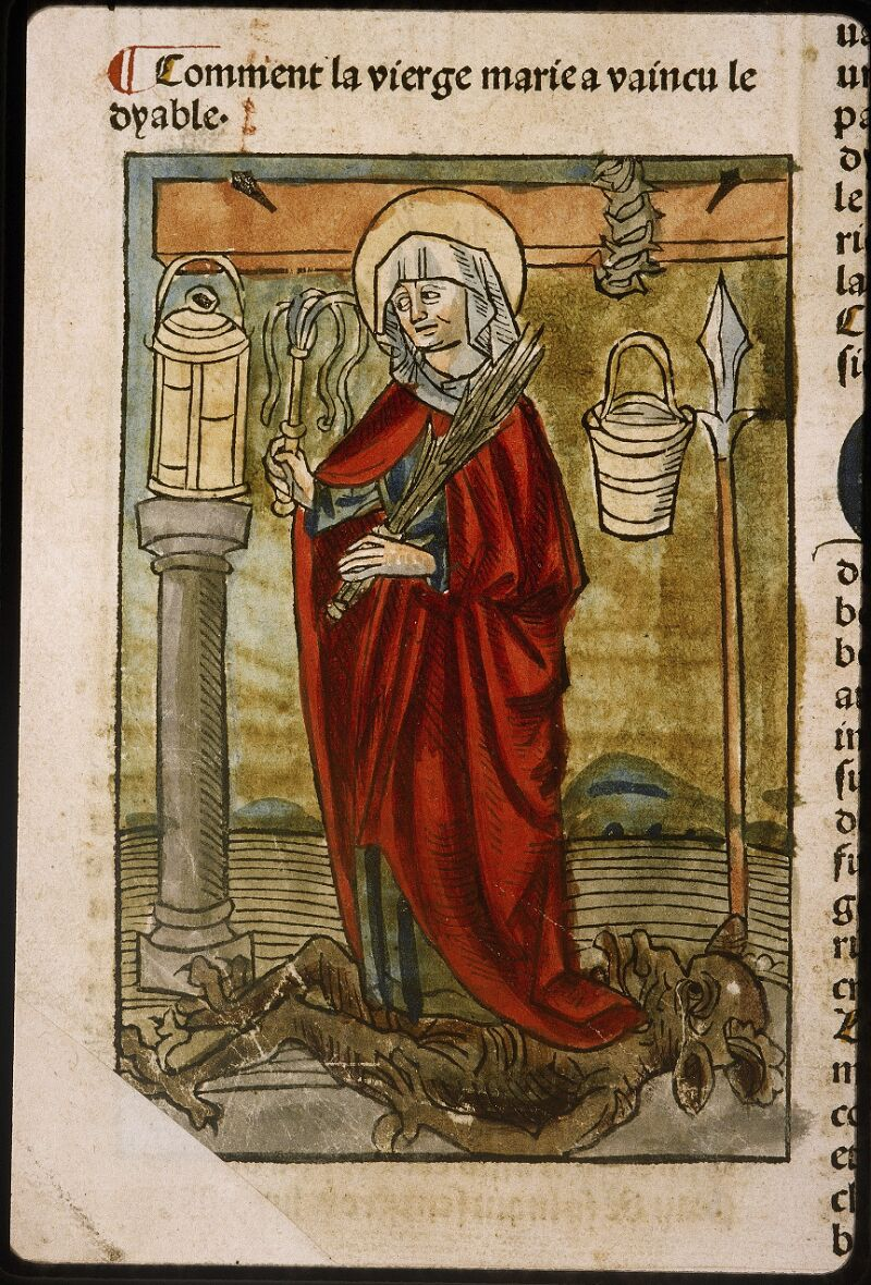 Lyon, Bibl. mun., inc. 1043, f. 437v