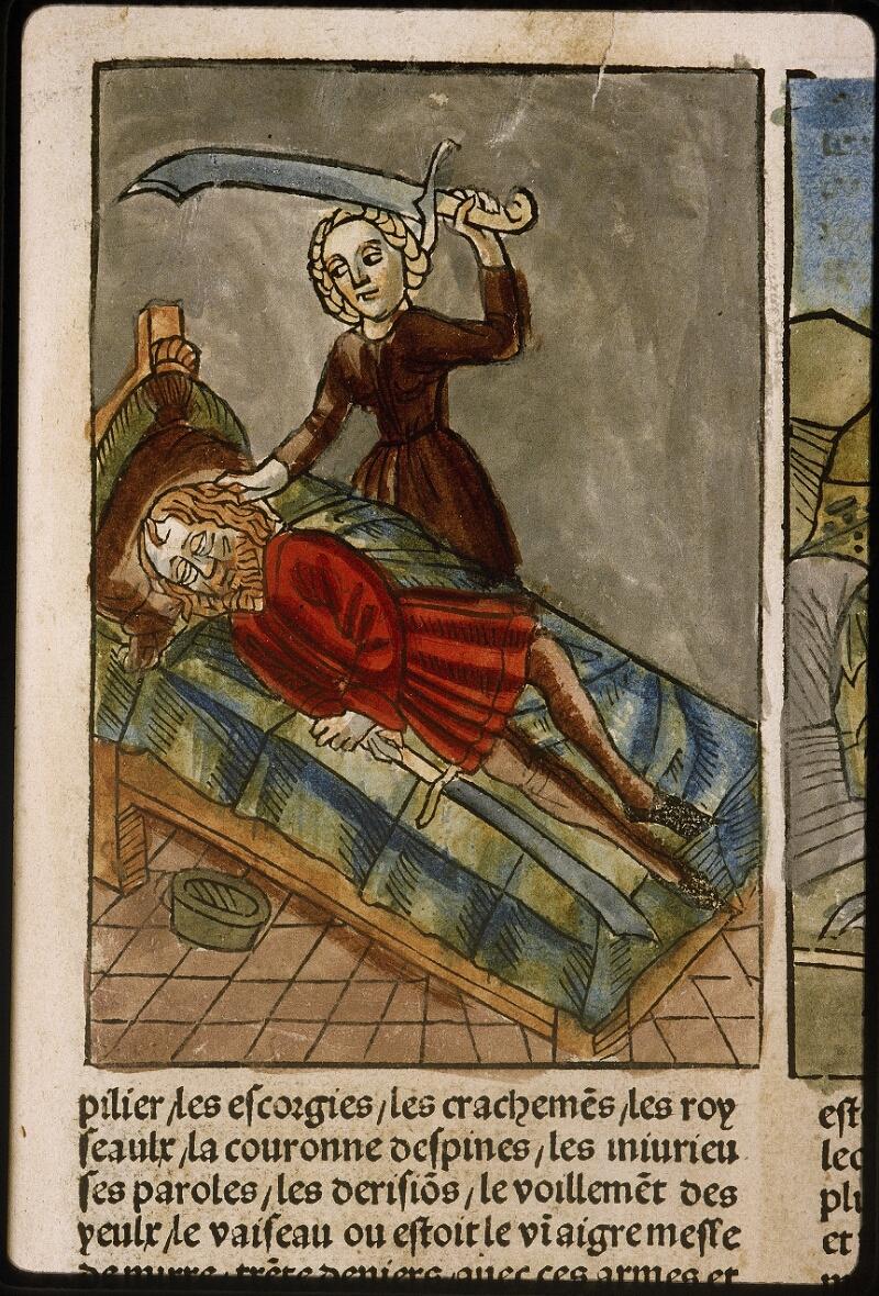 Lyon, Bibl. mun., inc. 1043, f. 438 - vue 1