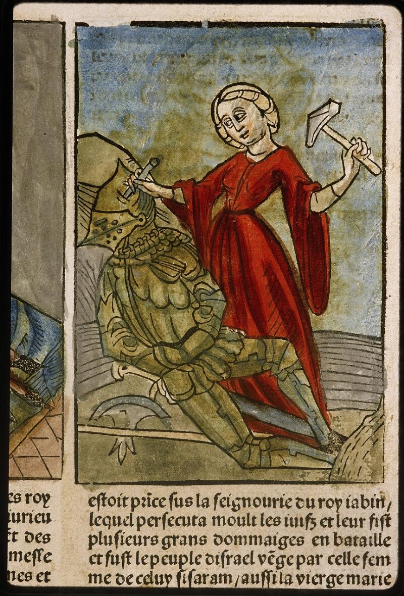 Lyon, Bibl. mun., inc. 1043, f. 438 - vue 2