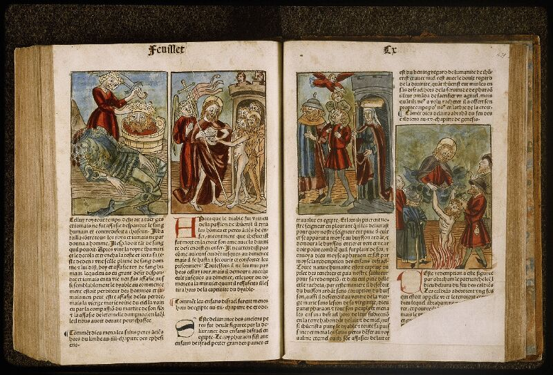 Lyon, Bibl. mun., inc. 1043, f. 438v-439