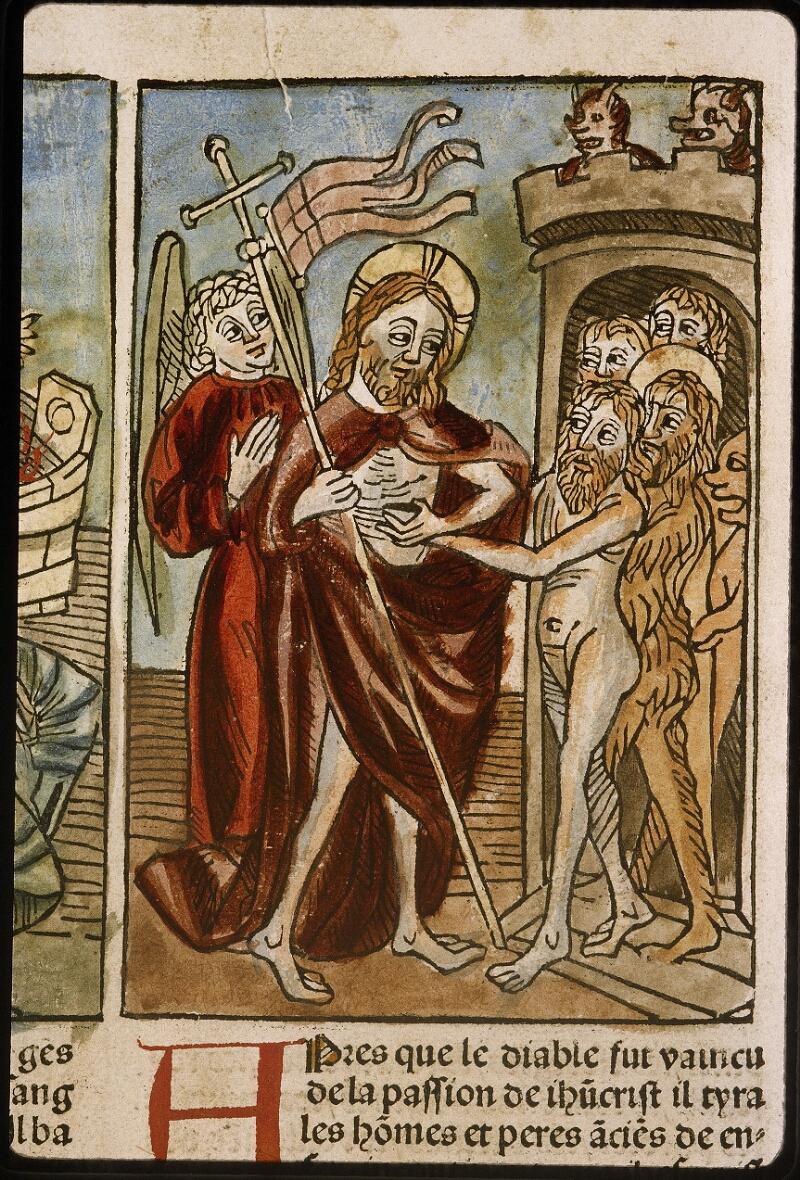 Lyon, Bibl. mun., inc. 1043, f. 438v - vue 2