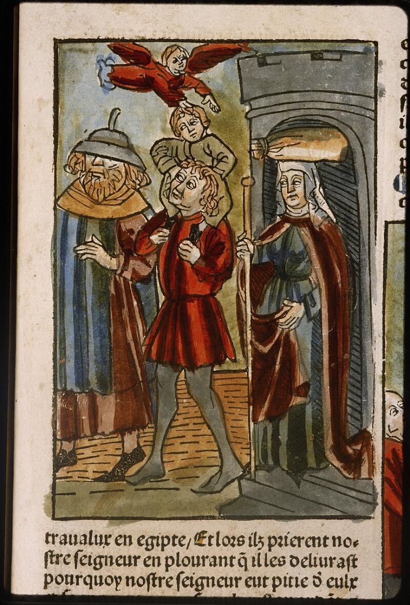 Lyon, Bibl. mun., inc. 1043, f. 439 - vue 1