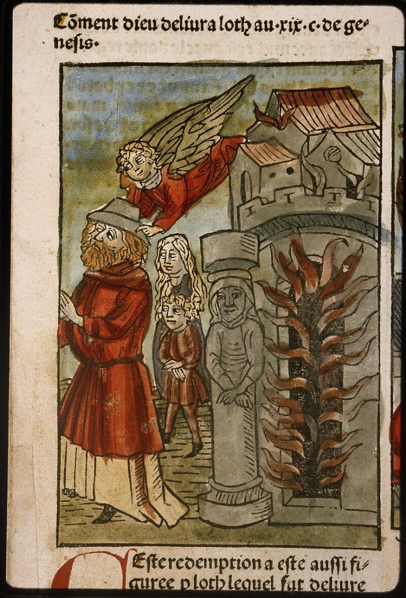 Lyon, Bibl. mun., inc. 1043, f. 439v - vue 1
