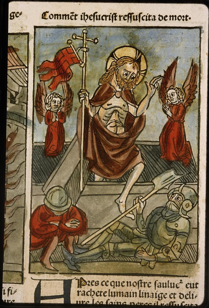 Lyon, Bibl. mun., inc. 1043, f. 439v - vue 2