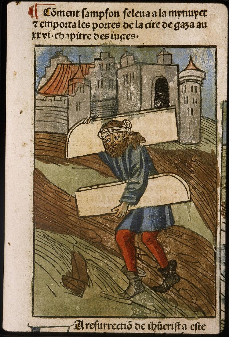 Lyon, Bibl. mun., inc. 1043, f. 440 - vue 1