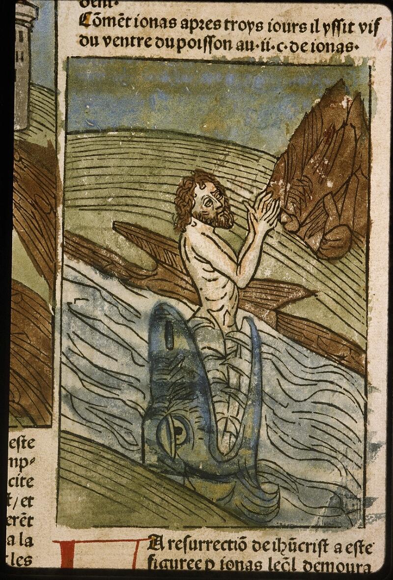 Lyon, Bibl. mun., inc. 1043, f. 440 - vue 2
