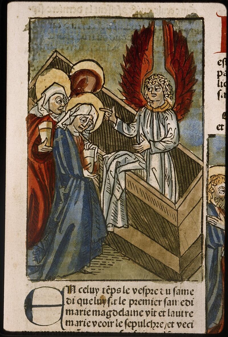 Lyon, Bibl. mun., inc. 1043, f. 441 - vue 1