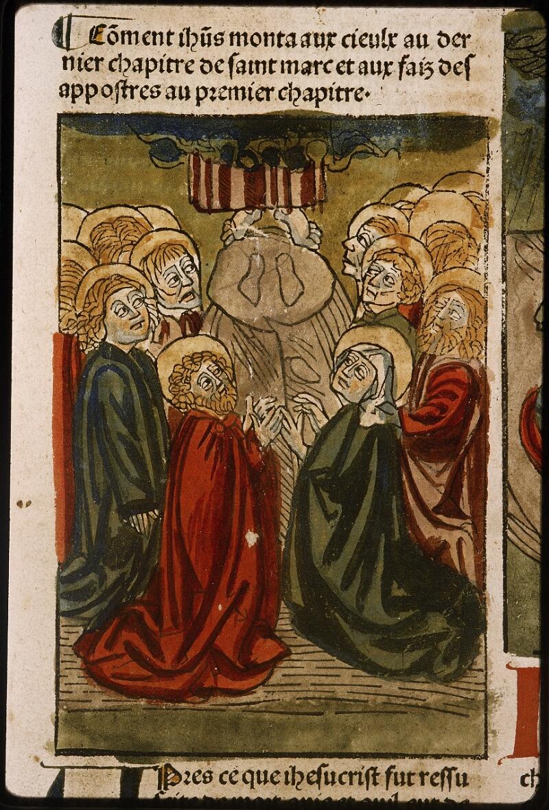 Lyon, Bibl. mun., inc. 1043, f. 454 - vue 2