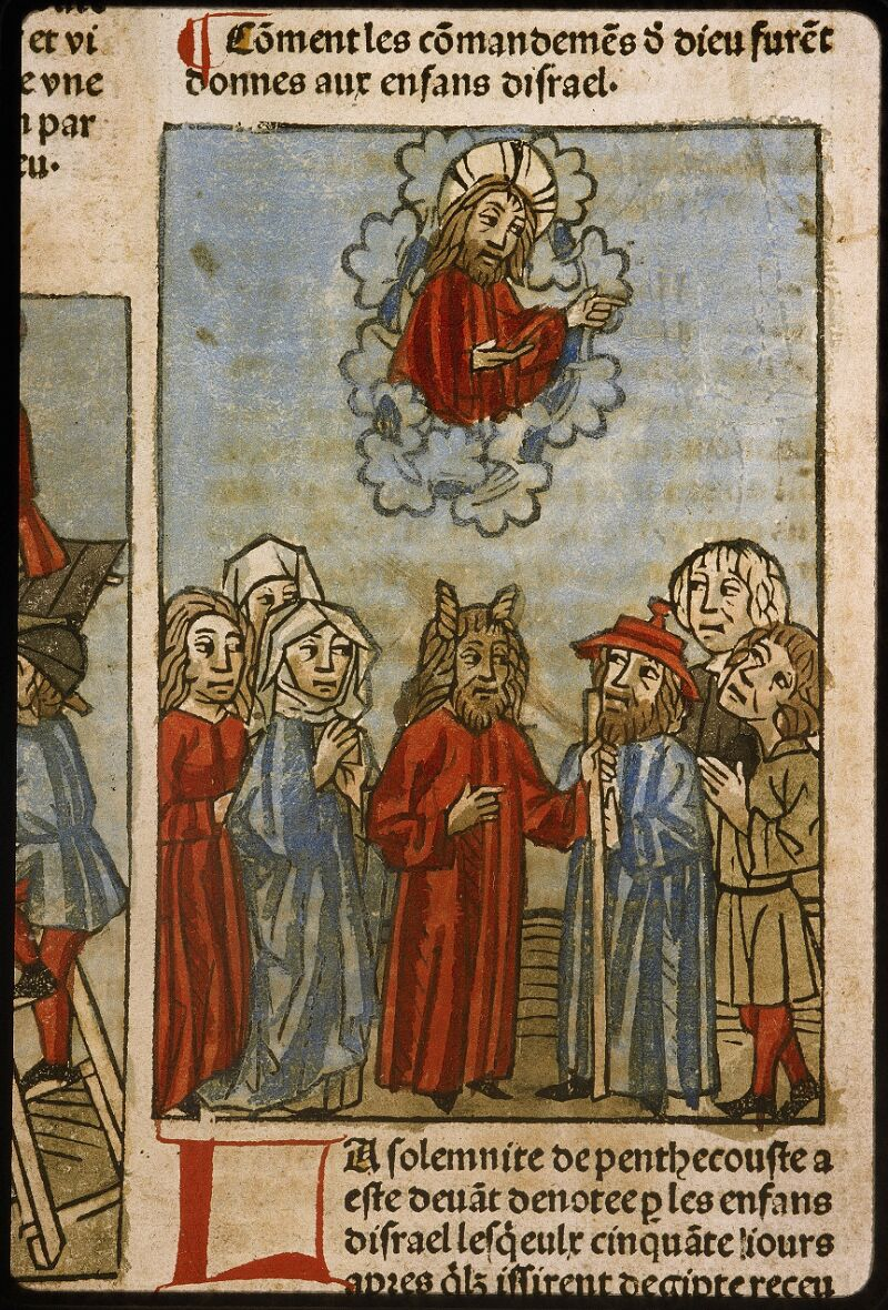 Lyon, Bibl. mun., inc. 1043, f. 461 - vue 2